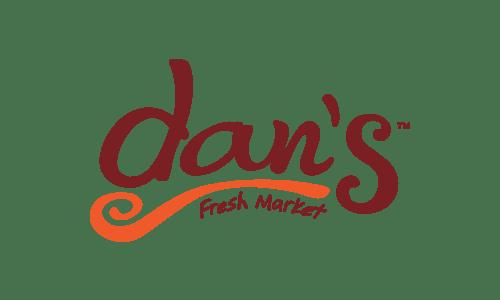 Dan's Fresh Market Logo