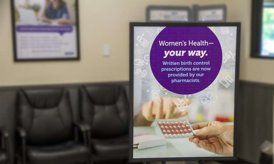 Pharmacists at Local Grocers Among First to Prescribe Birth Control as Part of a Larger Women's Health Initiative