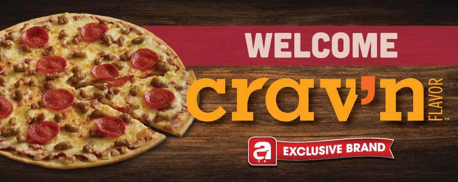Crav'n Flavor Exclusive Brand