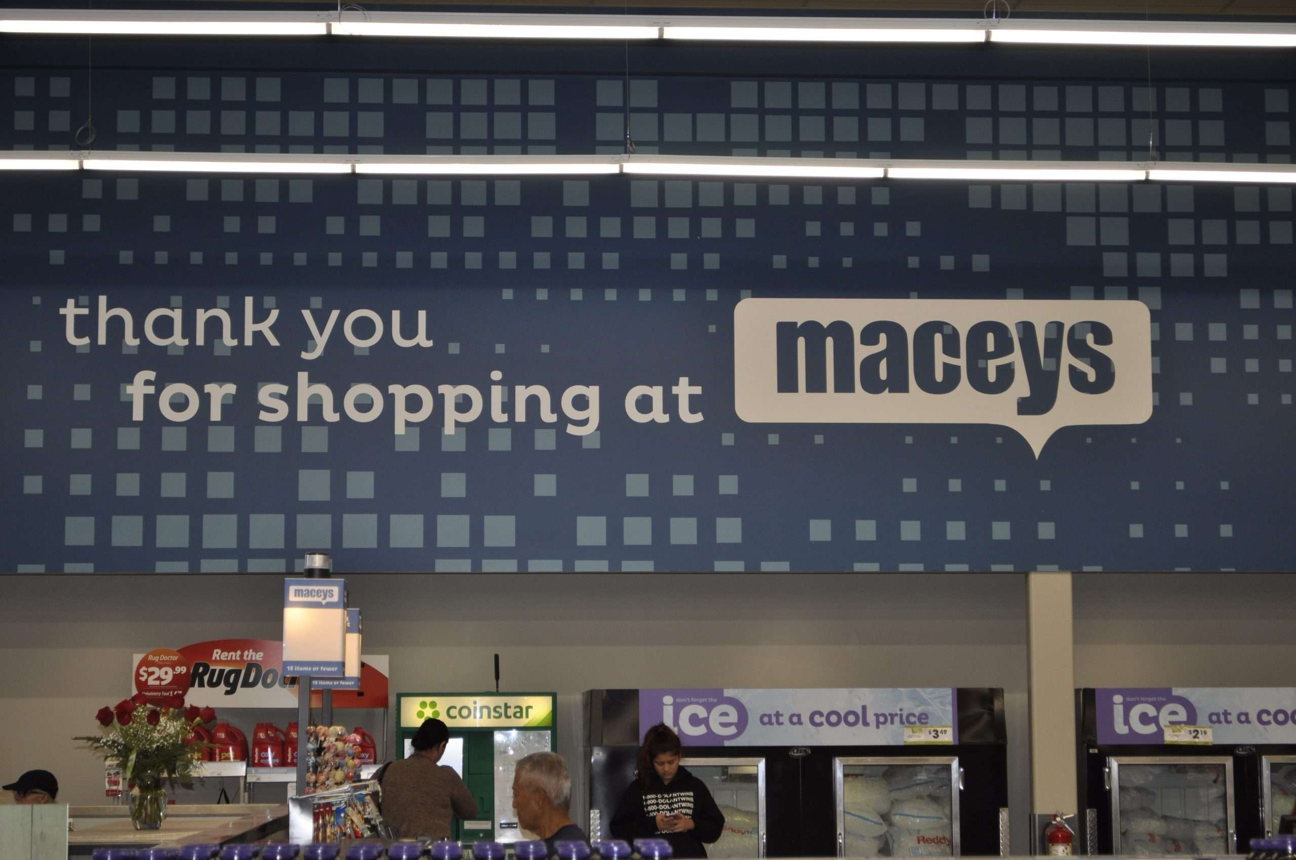 Macey's Hits the East Side