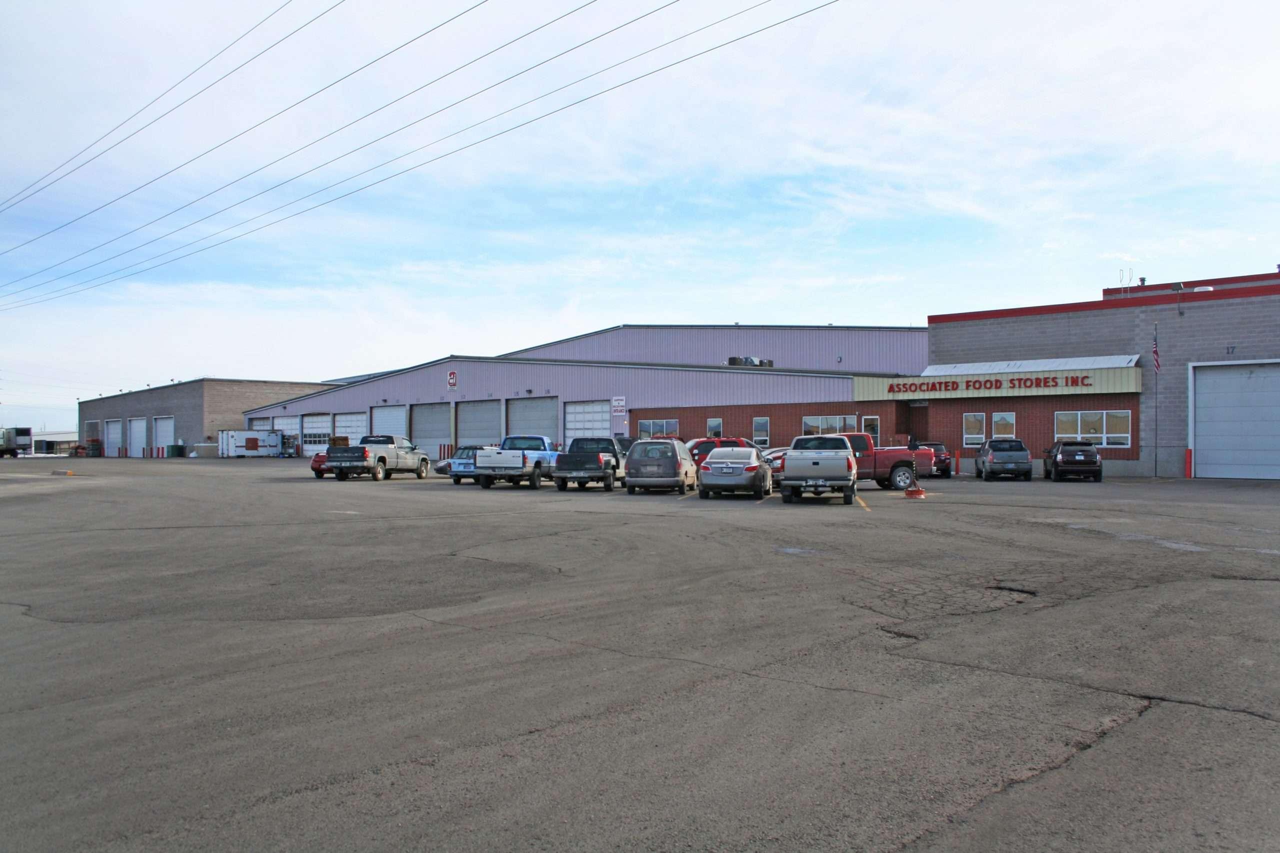 The Helena, Montana Warehouse Opened