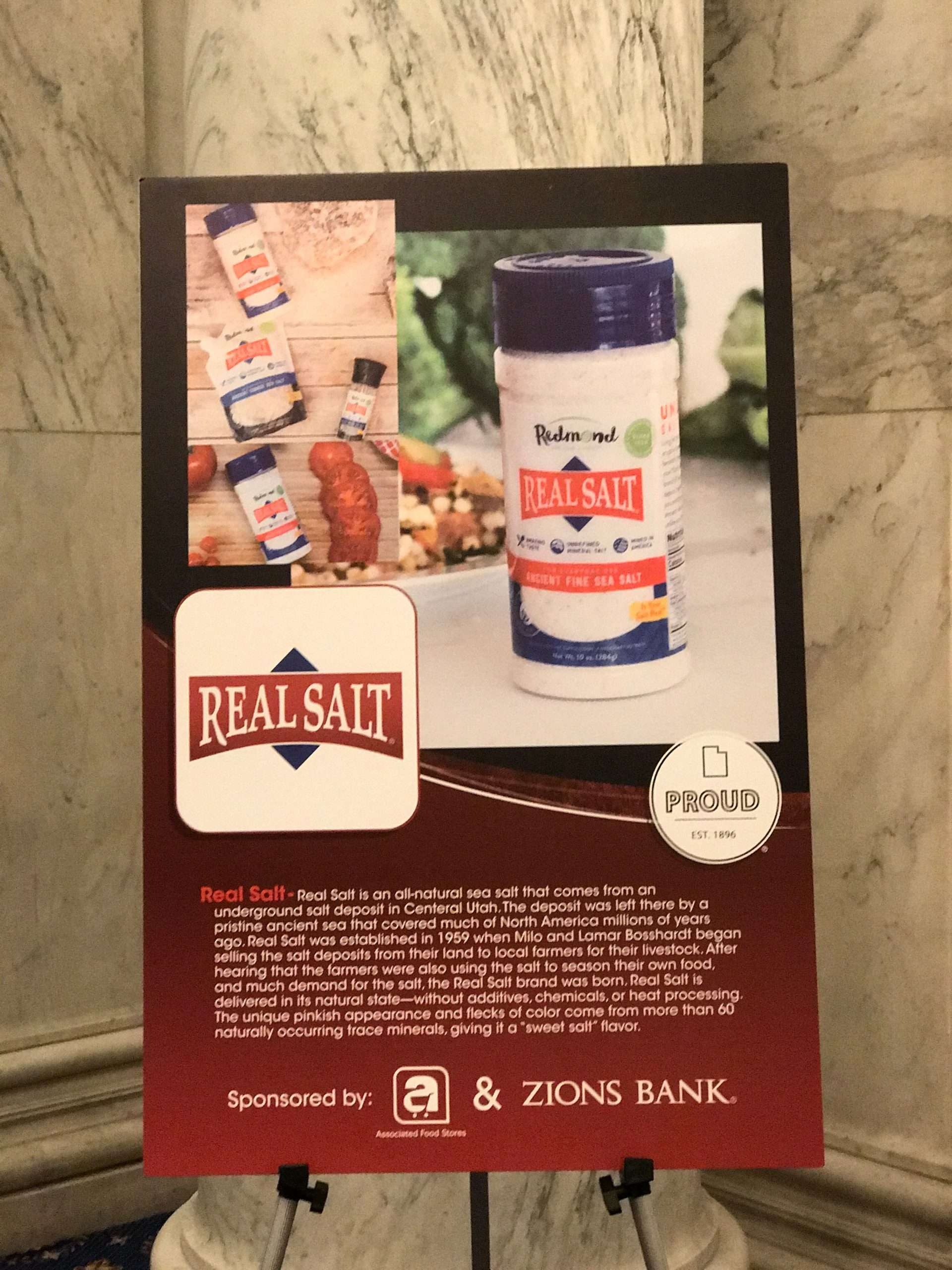 Associated Food Stores Goes to Washington