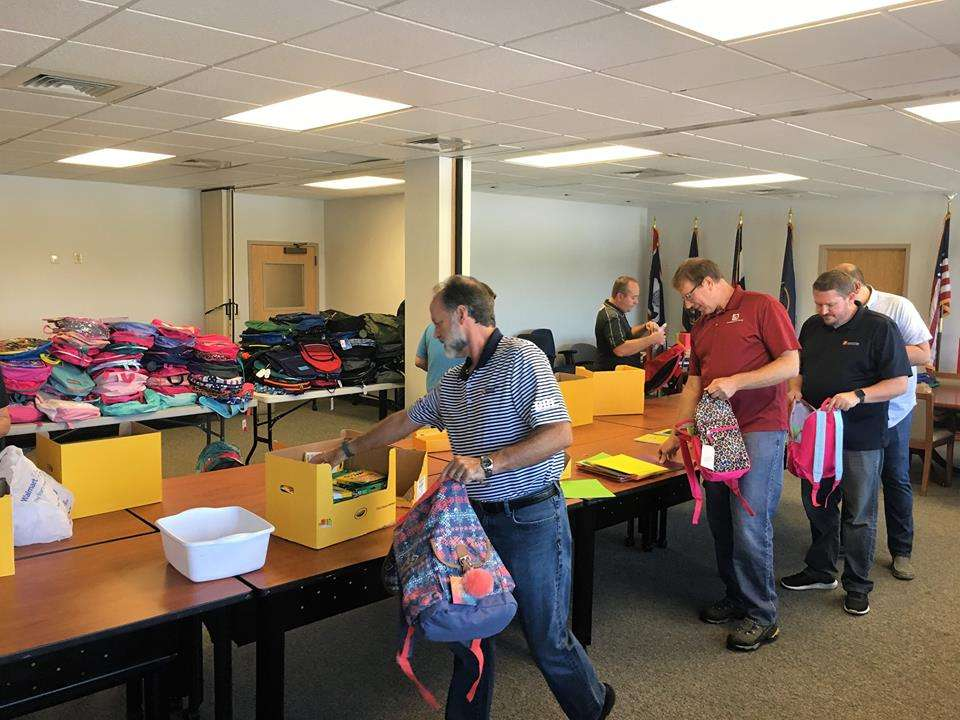 AFS Gives Back to United Way of Northern Utah