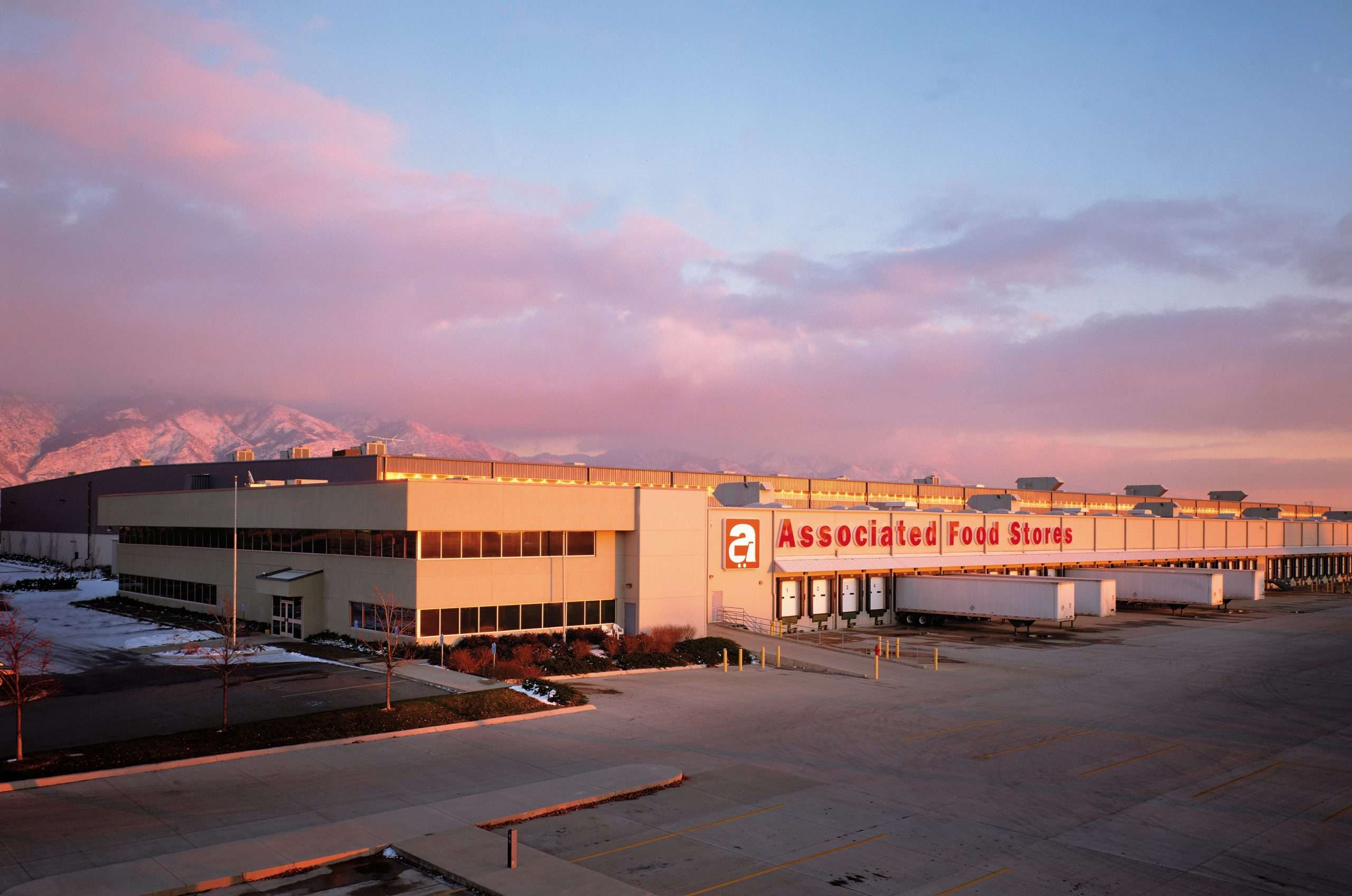 The Farr West Distribution Center