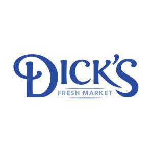 Dick's Fresh Market Logo