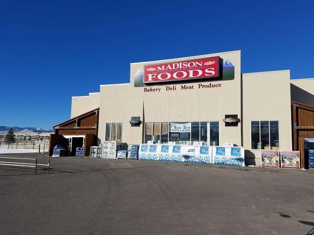 Madison Foods Storefront